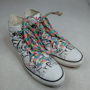 CONVERSE Chuck Taylor All Star High Top Tagging Gr